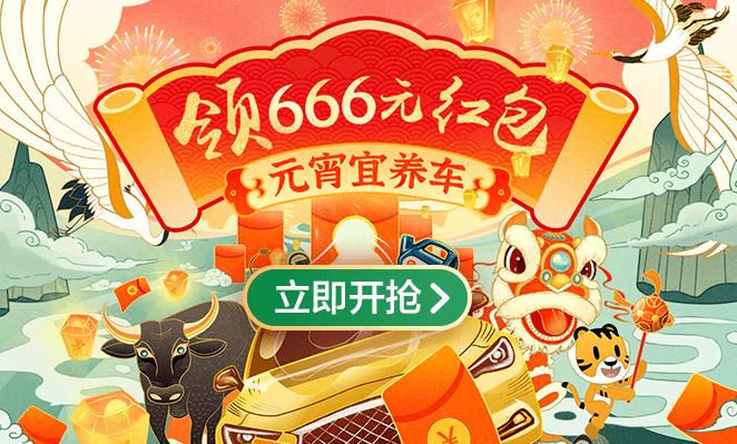 0225元宵节,途虎养车网