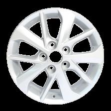 丰途严选/HG5005 16寸低压铸造轮毂 孔距5X114.3 丰田卡罗拉原厂款