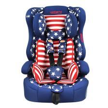 文博仕 HB-EA 车用儿童安全座椅 9个月-12岁宝宝 3C认证【美国队长】