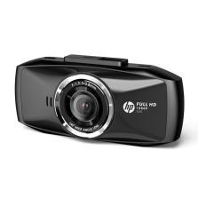 惠普/HP 行车记录仪1080p高清夜视迷你防碰瓷汽车停车监控 F270 标配