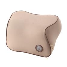 GiGi 舒适透气 太空记忆棉 汽车头枕【杏色】一只装
