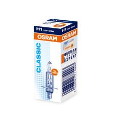 欧司朗/OSRAM 标准卤素灯 长寿型 单只 H1  12V 55W 64150