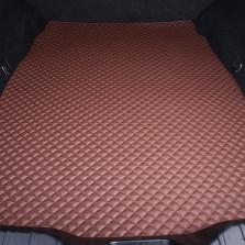 五福金牛 迈畅系列  环保复合专车专用汽车尾箱垫后备箱垫【棕色】