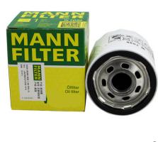 曼牌/MANNFILTER 机油滤清器 W712/8