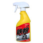 好顺/HAOSHUN 铁粉祛除剂 钢圈除锈剂清洁剂(1瓶*420ml)H-1196