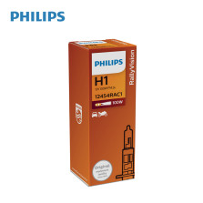 飞利浦/PHILIPS 12V 标准卤素灯 小太阳系列 增亮型 H1 100W 单只12454RA