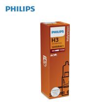飞利浦/PHILIPS 12V 标准卤素灯 小太阳系列 增亮型 H3 100W 单只 12455RA