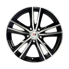丰途/FT501 16寸低压铸造轮毂 孔距5*112黑色车亮