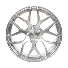 丰途/ISPIRI ISR10 BMW3,5,6系 19寸后轮轮毂 钻石银