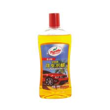 龟牌/Turtle Wax 金棕榈洗车水蜡 棕色 G-4000 浓缩洗车液 瓶装
