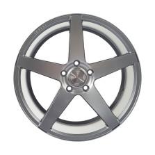 丰途/ISPIRI ISR5 BMW3,4,5,6系 19寸后轮轮毂 亚光枪灰