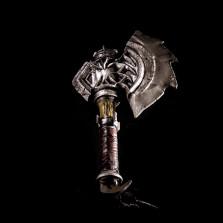 杰克仕 魔兽世界正版授权之武器【杜隆坦之斧】
