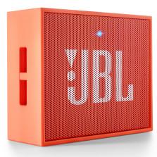 JBL GO音乐金砖 无线蓝牙小音箱 便携迷你音响/音箱 活力橙