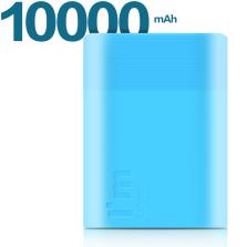 超能侠/手机移动电源充电器充电宝10000毫安mAh大功率大容量 蓝