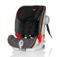 宝得适/Britax 百变骑士 II SICT 二代汽车儿童安全座椅 isofix 9月-12岁【曜石黑】