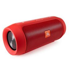 JBL charge2+蓝牙音箱迷你无线户外便携音响低音防水小音响【红色】