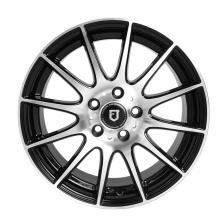 丰途/FT101 16寸低压铸造轮毂 孔距5X114.3 黑色车亮