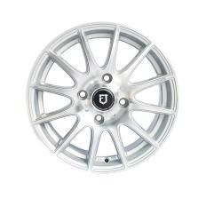 丰途/FT101 15寸低压铸造轮毂 孔距4X114.3 银色车亮