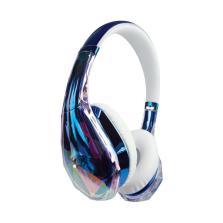 魔声/MONSTER 钻石之泪DiamondZ头戴式魔声耳机可折叠 【蓝色】