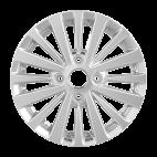 【四只套装】丰途/华固 HG5009 14寸低压铸造轮毂 孔距4*114.3  凯越