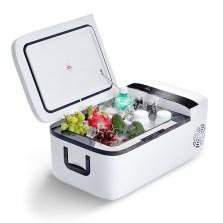 英得尔车载冰箱T12升车家两用冷冻胰岛素冷藏冰箱 压缩机 智能APP