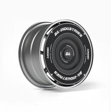 BA 湾区工业  特斯拉model 3/y专用改装轮毂盖 黑色(基础款) 2只装