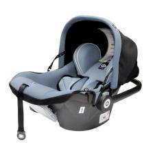 德国Kiddy/奇蒂 沉思者2代 安全座椅车载式婴儿提篮0-18个月【深蓝色】
