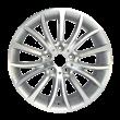 【四只套装】丰途严选/HG5014 18寸低压铸造轮毂 孔距5X120 宝马525LI原厂款