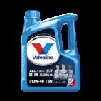 【正品授权】美国胜牌/Valvoline All-Climate 曼城版 星跃高级机油 SN 10W-40 4L【881864】