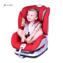 宝贝第一 太空城堡系列  0-6岁 isofix 汽车儿童安全座椅(经典红)