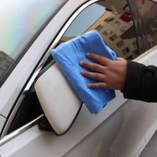 车洁邦/CheJieBang 洗车毛巾洗车工具仿鹿皮毛巾 43*32cm