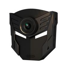 【套餐一】联想/Lenovo 变形金刚外观 酷炫版 停车监控 碰撞感应行车记录仪 V5【黑色】标配+16G卡+降压线