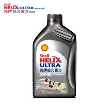 【正品授权】壳牌/Shell 超凡喜力 全合成机油 新中超版 ULTRA 5W-30 SN 灰壳(1L装)