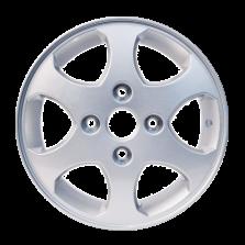 丰途严选/HG6164 14寸 五菱宏光原厂款轮毂 孔距4X114.3 ET44银色涂装