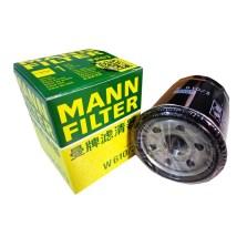 曼牌/MANNFILTER 机油滤清器 W610/3