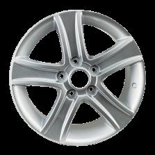 丰途严选/HG5844 16寸 马自达6原厂款轮毂 孔距5X114.3 ET55银色涂装