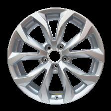 丰途严选/HG0450 18寸 A6L原厂款轮毂 孔距5X112 ET39银色涂装