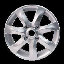 丰途严选/HG6229 15寸 日产经典轩逸原厂款轮毂 孔距4X114.3 ET45银色涂装