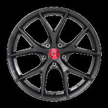 【买3送1 四只套装】丰途/FR551 18寸 旋压铸造轮毂 孔距5X112 ET43亮铁灰全涂装