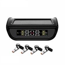 先科/SAST 胎压监测 太阳能无线轮胎报警器TPMS X7【内置】