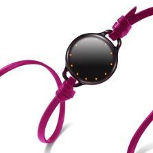 【新品上市】乐心BonBon运动手环智能手环计步器智能穿戴设备计步器【玫红色】