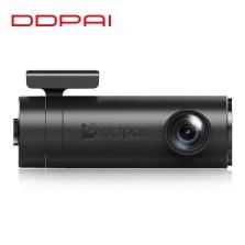 盯盯拍mini2S行车记录仪 1440P光学无畸变超清广角夜视加强 停车监控 智能管理 黑色
