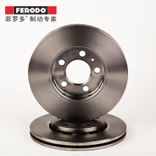 菲罗多/FERODO 前刹车盘 DDF1152P-D 套/2片装