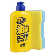 SOFT99 高浓度玻璃油膜清洗剂  挡风玻璃油膜清洗剂 SF-05054 270g