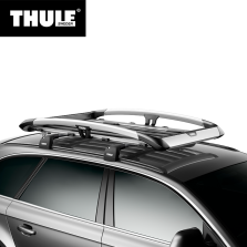 原装进口 瑞典拓乐铝合金越野车顶筐suv轿车行李架筐824大号