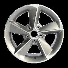 【四只套装】丰途严选/HG5002 16寸低压铸造轮毂 孔距5*112 明锐