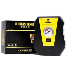 变形金刚 大黄蜂系列 车载充气泵【精密机械指针表】黑黄 TFLP-T05