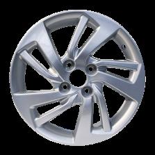 丰途严选/HG0219 15寸 本田新飞度原厂款轮毂 孔距4X100 ET50银色涂装