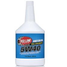 红线/Red Line 美国原装进口全合成机油 5W-40 SN级