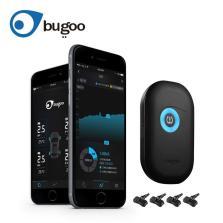 布古/Bugoo G1 胎压监测 智能胎压报警器TPMS【内置-黑色】